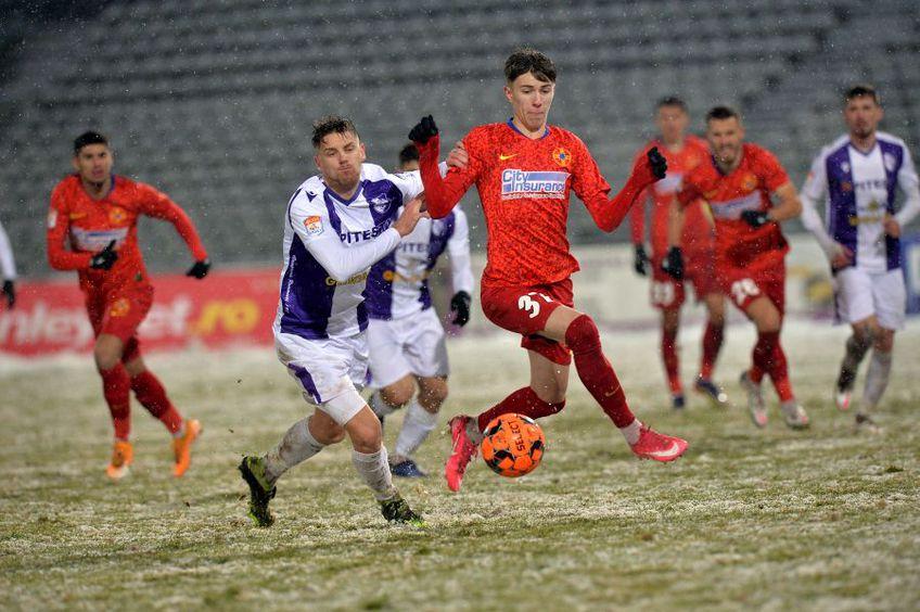 FC Argeș sccoate la vânzare bilete virtuale pentru meciurile din Liga 1. FOTO: Cristi Preda