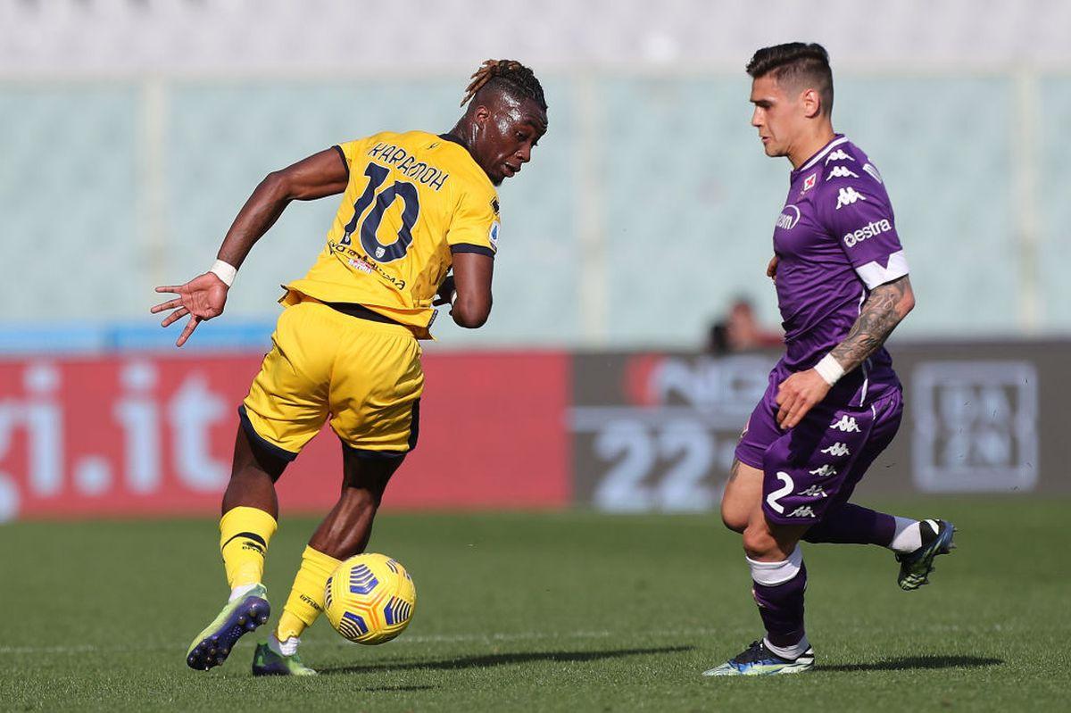 Fiorentina - Parma / 7 martie
