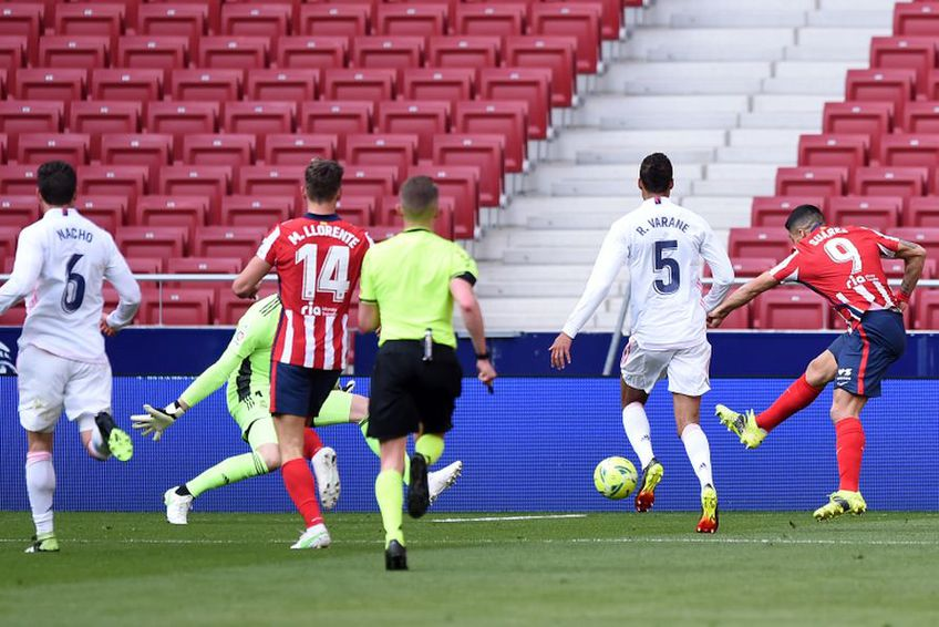 Atletico Madrid - Real Madrid // FOTO: Guliver/GettyImages