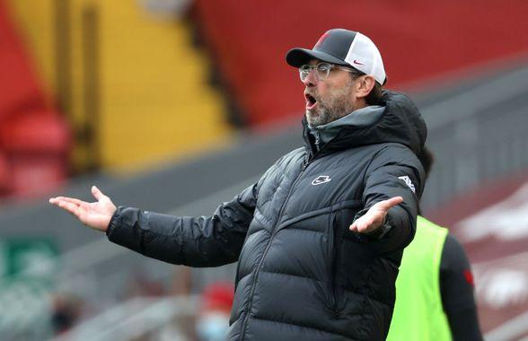 """ȘOCANT! A 6-a înfrângere consecutivă pentru Liverpool pe Anfield » """"Cormoranii"""", răpuși de o echipă de la retrogradare"""
