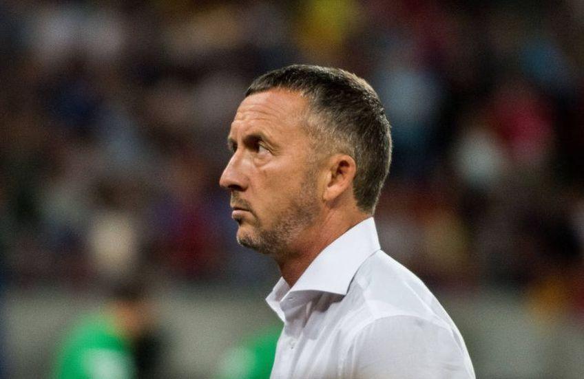 Mihai Stoica, 55 de ani, managerul general al lui FCSB, recunoaște că roș-albaștrii au obținut o victorie norocoasă contra lui Gaz Metan Mediaș, 1-0 - gol marcat de Florin Tănase în minutul 90+1.
