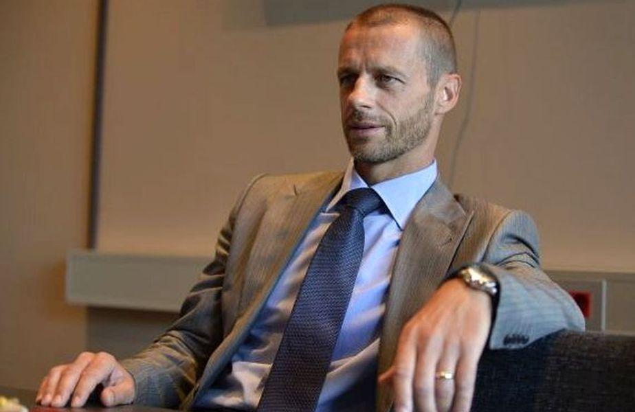 Aleksander Ceferin, șeful UEFA