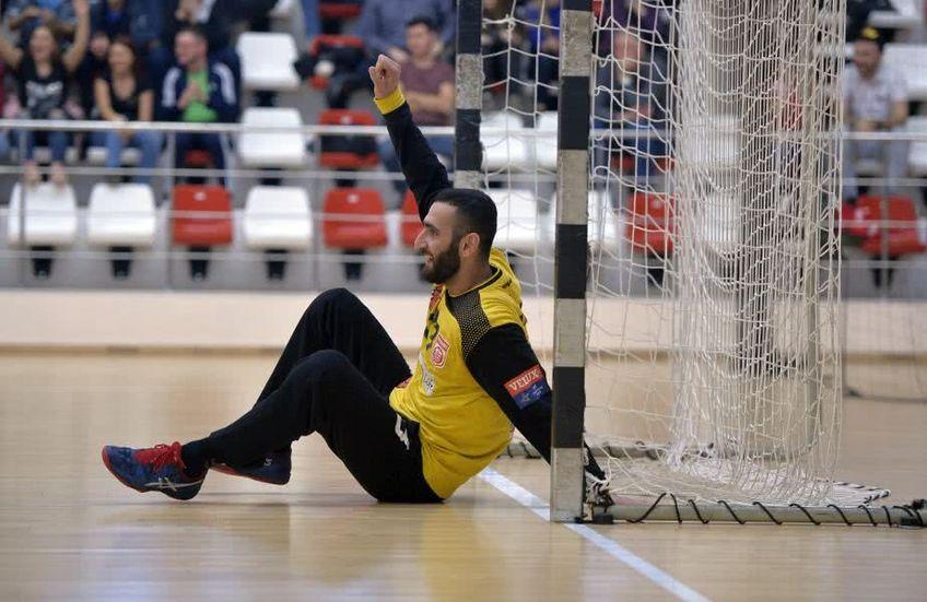 Saeid Heidarirad a fost decisiv pentru DInamo în Liga Campionilor