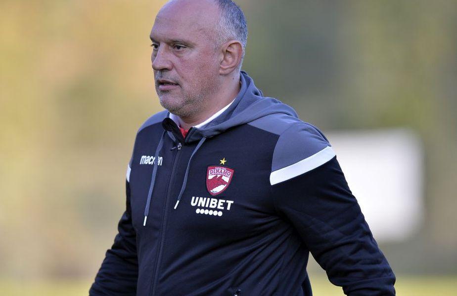 Florin Prunea va pleca de la Dinamo