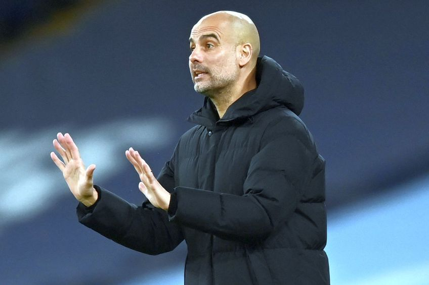 Pep Guardiola. FOTO: Guliver/Getty Images