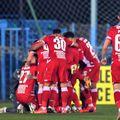Dinamo se zbate să existe în cea mai neagră perioadă din istorie. FOTO: Gazeta Sporturilor