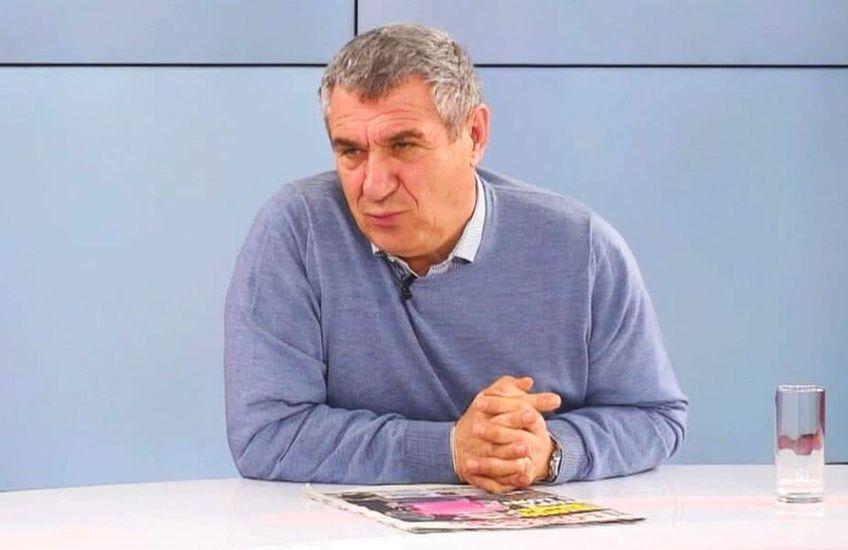Victor Becali, consilierul firmei de impresariat care îl reprezintă pe Alex Ioniță, fotbalistul Astrei suspendat provizoriu pentru dopaj, afirmă că extrema dreaptă în vârstă de 26 de ani nu a fost supus vreunei presiuni din partea ANAD!