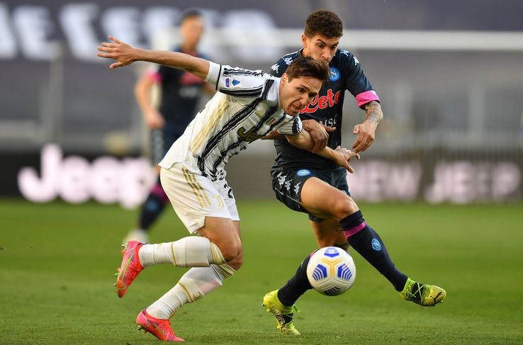 Juventus - Napoli FOTO Guliver/Gettyimages