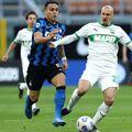 Inter a învins-o pe Sassuolo, scor 2-1, în runda cu numărul 28 din Serie A și e foarte aproape de câștigarea titlului.
