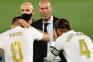Jucătorii lui Real Madrid se tem că Zidane ar putea pleca după eșecul din Liga Campionilor! Cine e favorit să vină în locul lui