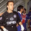 Christophe Revault a evoluat în cariera sa pentru Le Havre, PSG, Stade Rennes și Toulouse