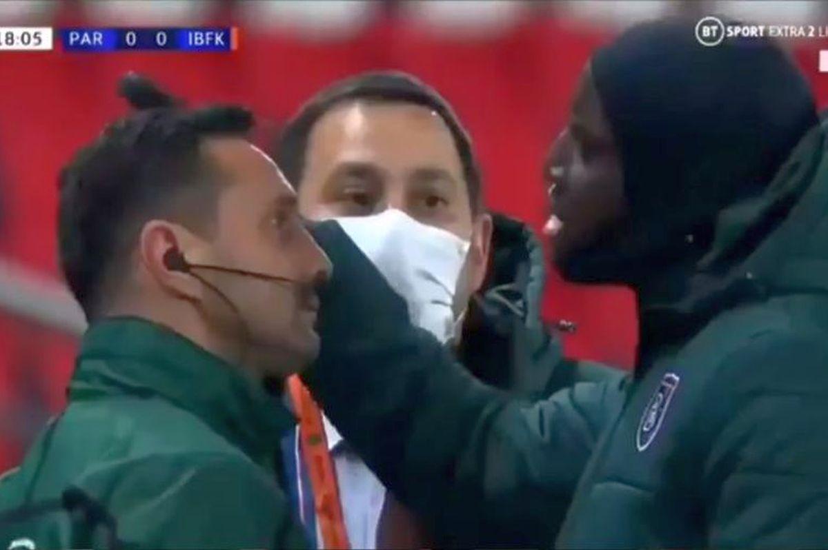 """Demba Ba nu îl uită pe Sebastian Colțescu: """"Eu aș fi judecat altfel, nu poți face așa ceva!"""" + UEFA, trasă la răspundere: """"Arbitrii trebuie educați"""""""