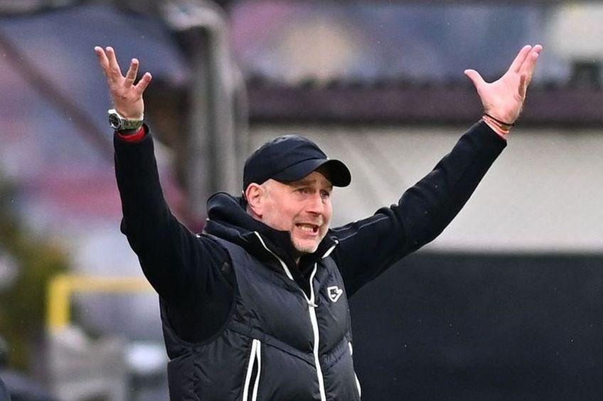 Marius Bilașco, directorul departamentului de scouting al lui CFR Cluj, declară că Edi Iordănescu nu vrea să plece din Gruia.