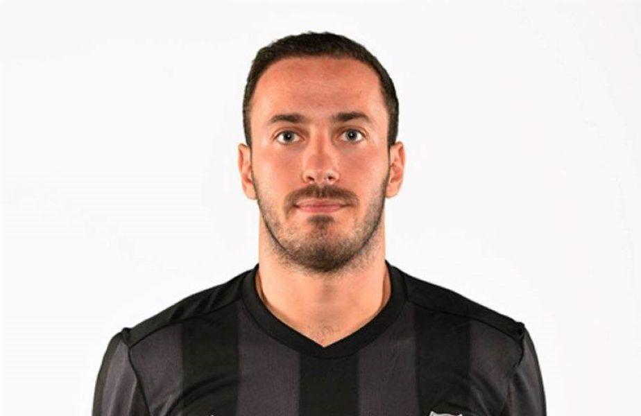 Onur Ersin va schimba tricoul lui Beșiktaș pe cel de la HCDS Constanța FOTO EHF