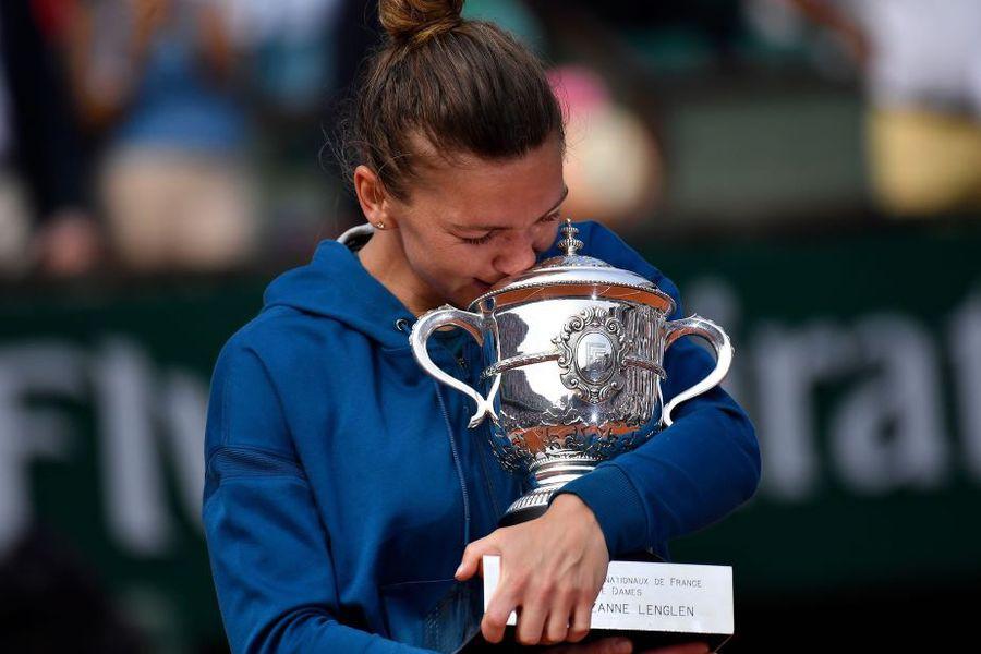 Roland Garros se joacă pe GSP.ro >> Anul triumfului anunțat, 2018: Simona Halep se încorona la Paris, repetând succesul de la junioare de cu un deceniu în urmă