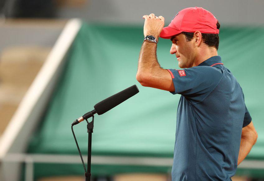 """Roger Federer (39 de ani, 8 ATP) s-a retras de la Roland Garros 2021, înaintea meciului din """"optimi"""" cu Matteo Berrettini (25 de ani, 9 ATP). Decizia elvețianului a lansat un val de critici."""