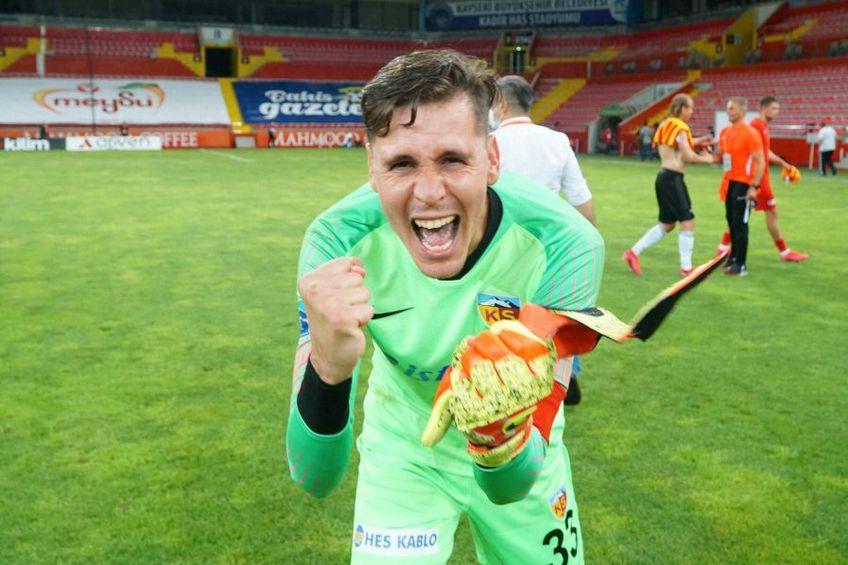 Silviu Lung a făcut un nou meci mare în Turcia