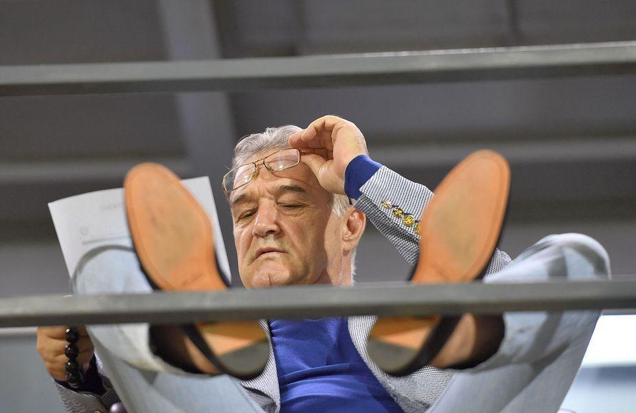 Gigi Becali nu a mai câștigat titlul cu FCSB din 2015