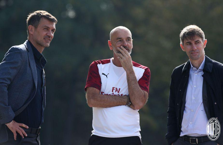 AC Milan a decis să se despartă de Pioli la finele stagiunii şi să-i acorde puteri depline lui Ralf Rangnick, ultima oară la RB Leipzig. Paolo Maldini nu va accepta un rol decorativ şi pleacă