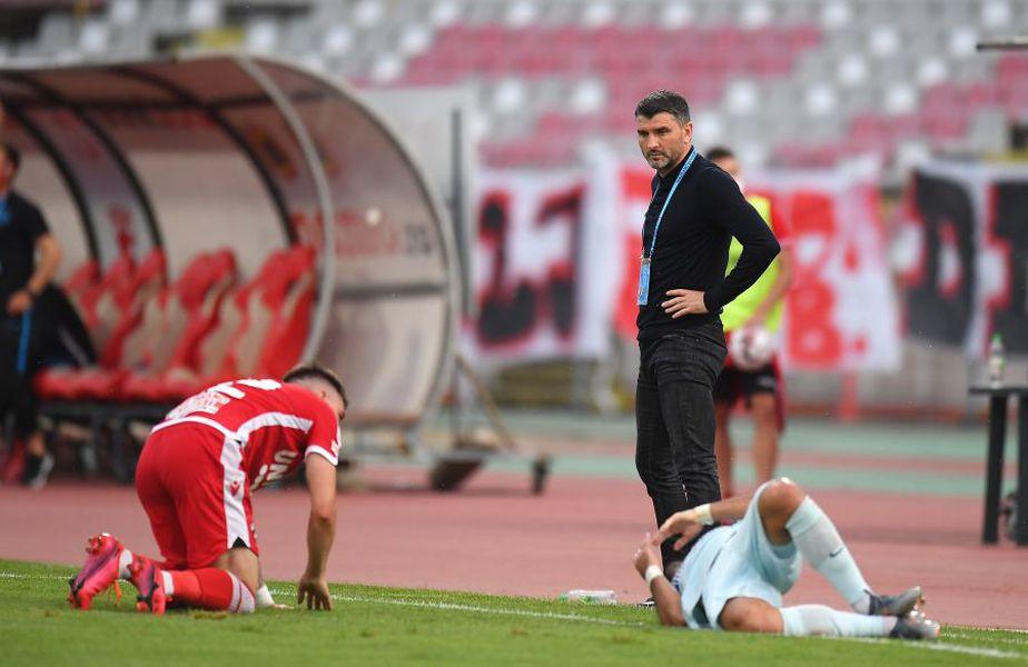 Dinamo și FCSB se întâlnesc în semifinalele Cupei României
