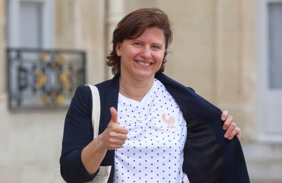 Roxana Mărăcineanu continuă în Guvernul Franței
