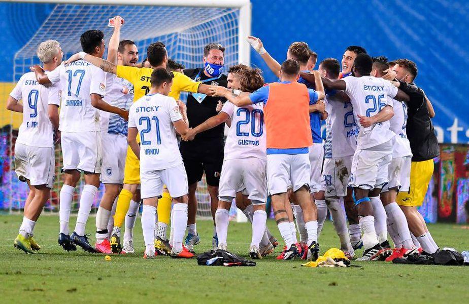 Universitatea Craiova e în acest moment cel mai profesionist club din Liga 1, care și-a respectat sută la sută angajații în pandemie și care e validat de suportul fanilor