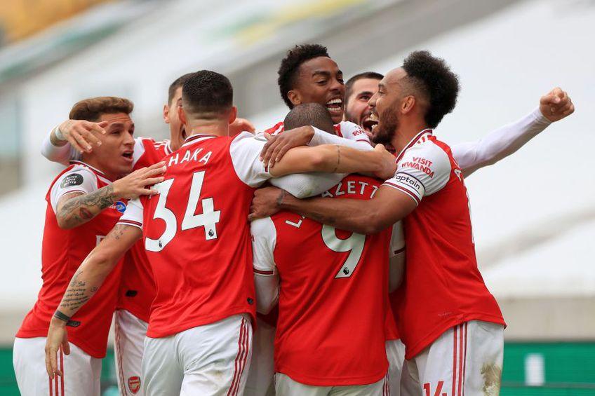 Alexandre Lacazette ar putea părăsi Arsenal în această vară // foto: Guliver/gettyimages