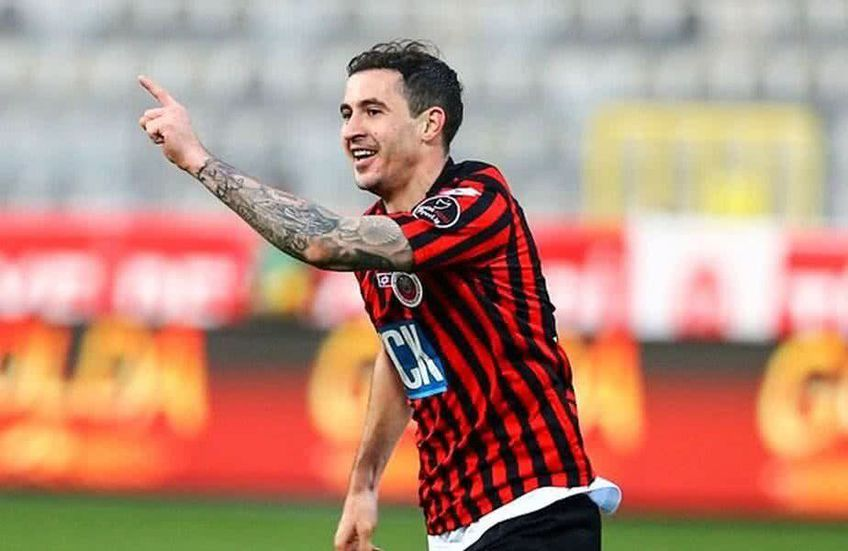 Bogdan Stancu a marcat în Genclerbirligi - Fenerbahce