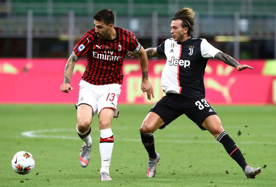 AC Milan - Juventus 7.7.2020