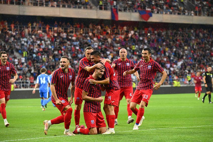 CSA Steaua a anunțat că  a ajuns la o înțelegere cu 2 sponsori