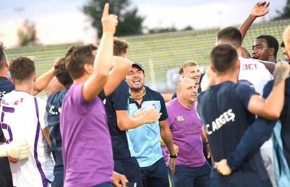 FC Argeș mută tare după promovare! A luat un fost jucător de la FCSB