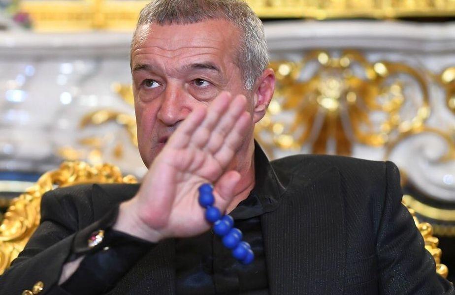 Gigi Becali, patronul FCSB, anunță că va contesta decizia FRF