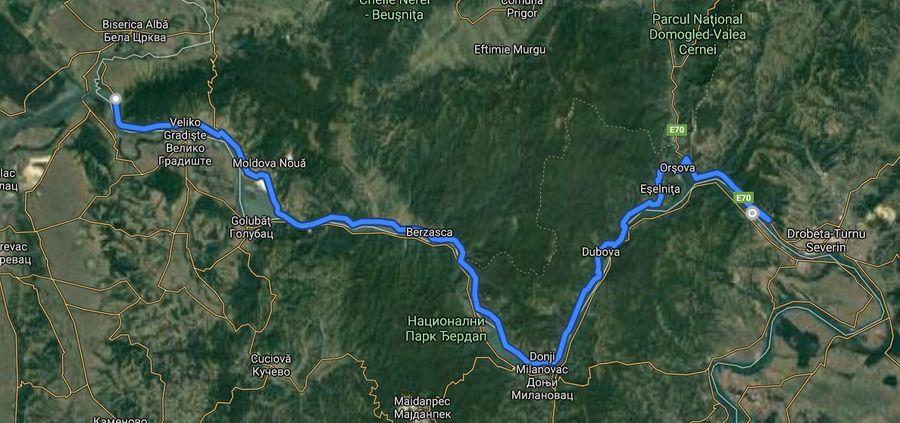 115 km înot non-stop pe Dunăre!