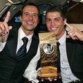 Jorge Mendes, agentul lui Ronaldo, îl reprezintă acum și pe Ansu Fati