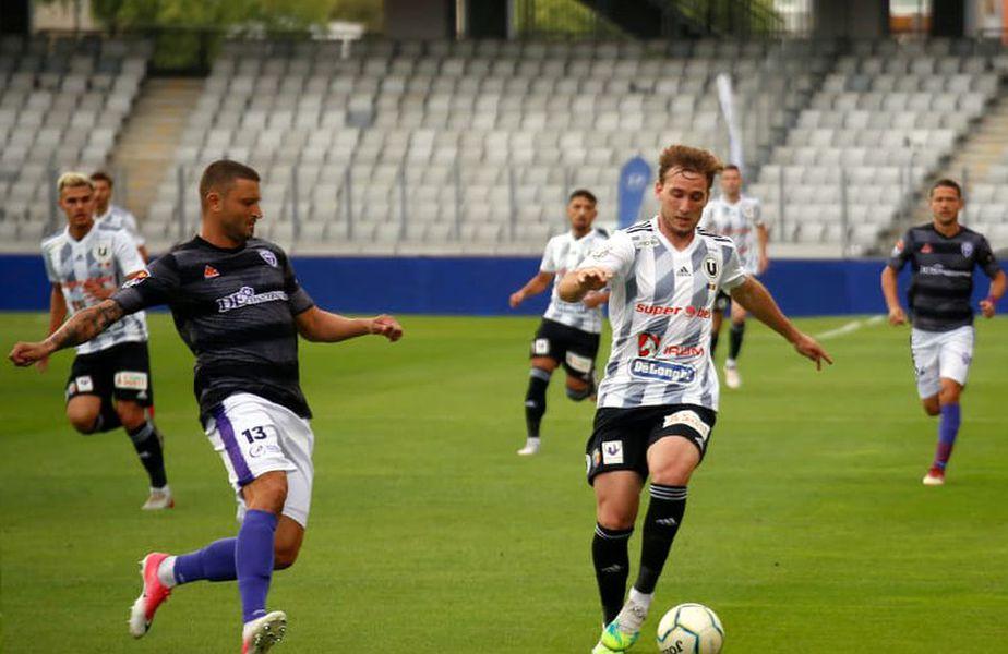 U Cluj a pierdut acasă cu ASU Poli, 0-1 FOTO: facebook.com/FCUCluj