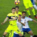 """Atacantul Guillermo Fernandez Hierro (27 de ani) și-a dat acordul să vină la Dinamo. Spaniolul este așteptat la București în orele următoare de """"câini"""" pentru a pune la punct ultimele detalii."""