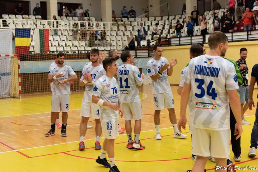 Dobrogea Sud a eliminat în primul tur echipa maghiara Ciurgoi