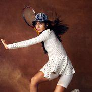 Emma Răducanu în Vogue