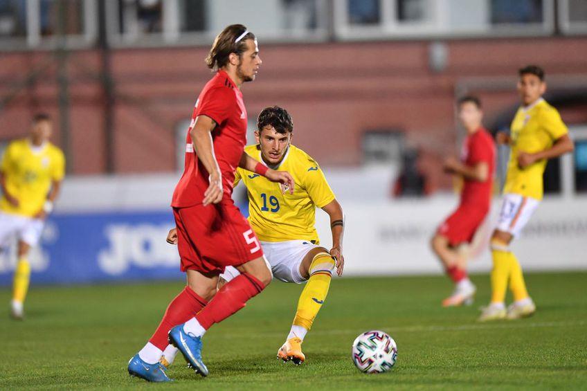 România U21 – Georgia U21 // foto: Raed Krishan