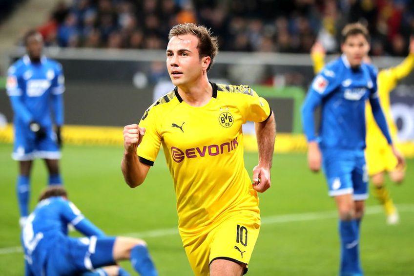 Cotat la 10,5 milioane pe transfermarkt.de, Gotze era cumpărat de Bayern cu 37 de milioane de la Dortmund în 2013 // foto: Guliver/gettyimages