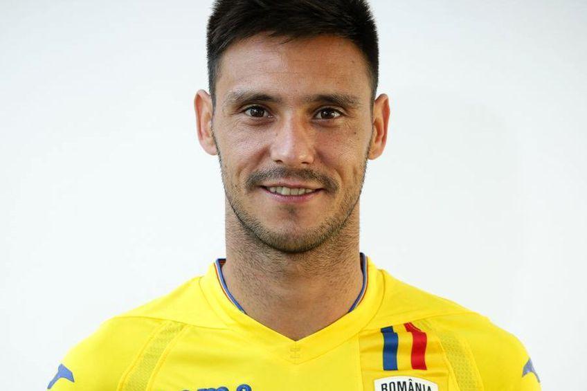 Mario Camora a fost convocat în premieră la echipa națională. Sursă foto: frf.ro