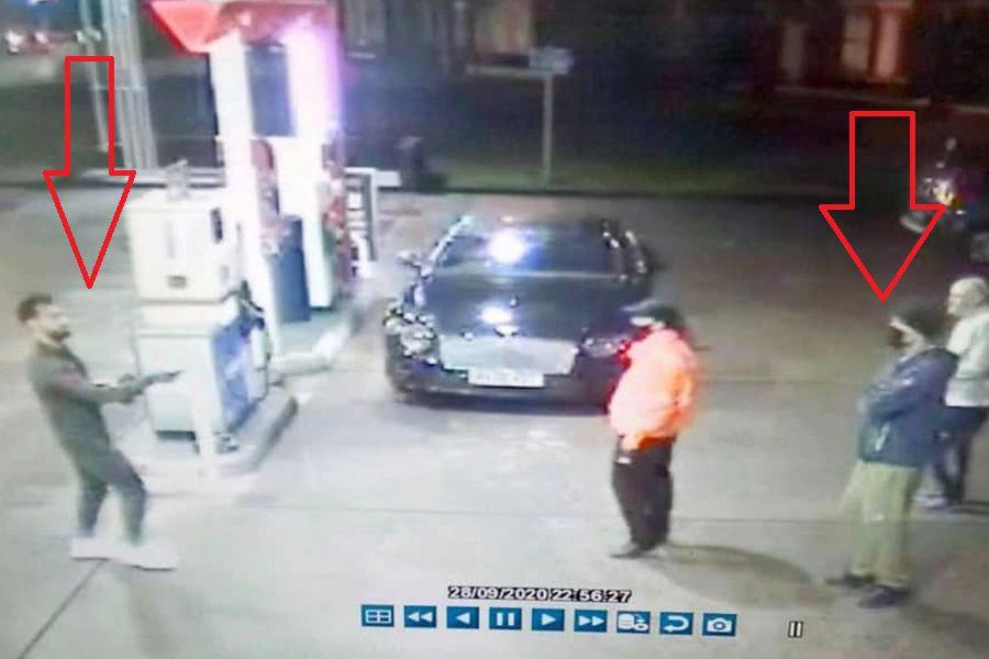 """Mohamed Salah, gest fantastic într-o benzinărie din Liverpool » A sărit să apere un om al străzii: """"M-am frecat bine la ochi, nu-mi venea să cred"""""""