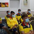 Mihai Stoica, oficialul celor de la FCSB, susține că 5 fotbaliști din lotul naționalei U19 sunt izolați la Snagov, 2 dintre ei având simptome de Covid-19. Cu toate acestea, acțiunea naționalei nu a fost întreruptă.