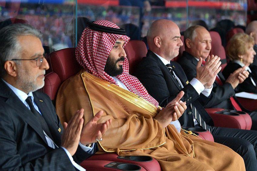 Mohammed bin Salman, prințul moștenitor al Arabiei Saudite, este omul din spatele companiei care a preluat Newcastle.