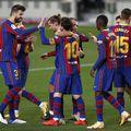 Barcelona a câștigat cu Betis, scor 5-2 // foto: Guliver/gettyimages