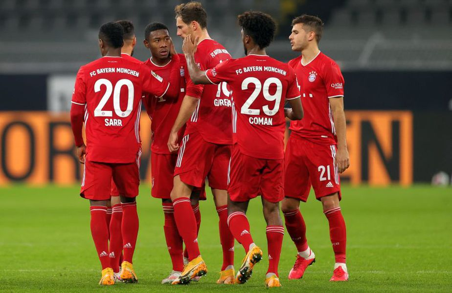 Borussia Dortmund - Bayern Munchen // foto: Guliver/gettyimages