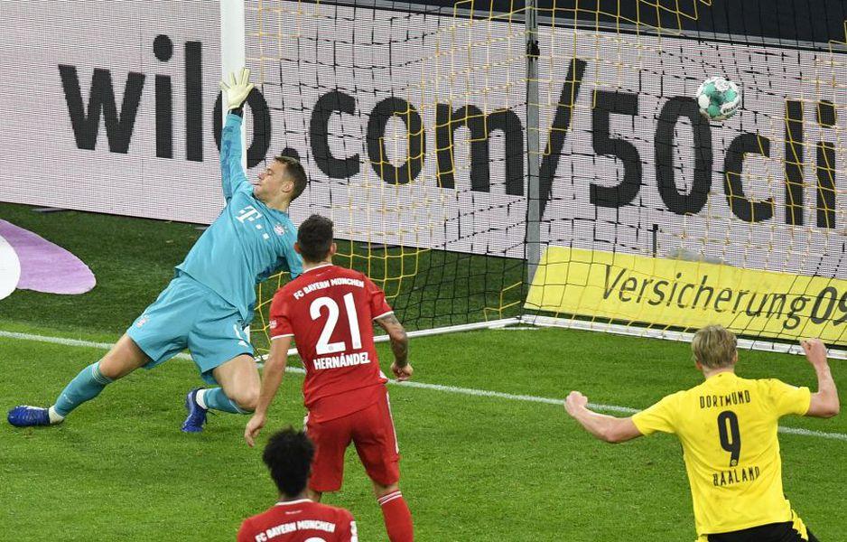 Borussia Dortmund - Bayern Munchen 7.11.2020