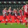 Dinamo a câștigat ultimul meci jucat, 1-0 cu FC Argeș