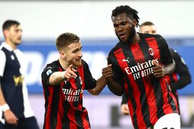 REZUMAT VIDEO. AC Milan, ce start! Victorie și cu Sampdoria, chiar și fără Ibrahimovic! Clasament Serie A