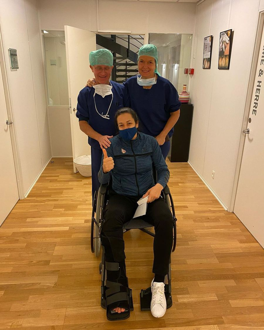 Lekici după operație